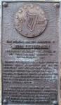 Fitzgerald's Bicentennial Marker