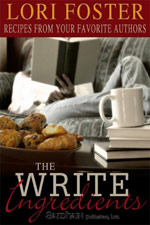 The Write Ingredients: Recipes from Your Favorite Authorsk